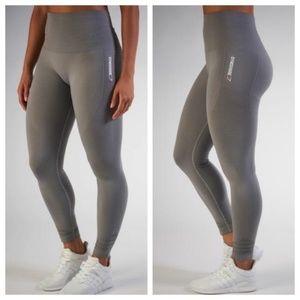 Gymshark High Waist Seamless Leggings Grey